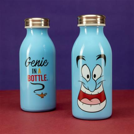 Gadgets & Novelties - Aladdin The Genie Water Bottle - Image 2