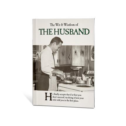 Gadgets & Novelties - The Wit & Wisdom of the Husband & Whisky Gift Set - Image 2