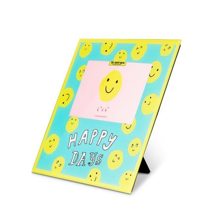 Gadgets & Novelties - Happy News Smiley Face Frame - Image 2