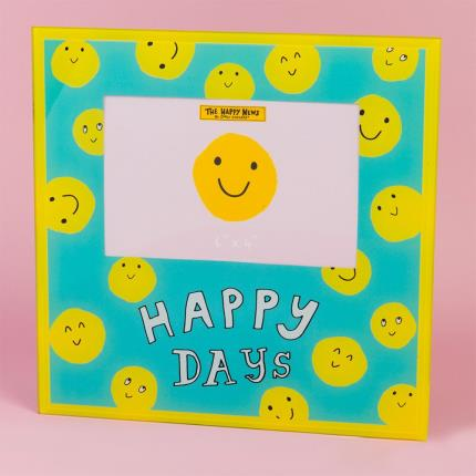 Gadgets & Novelties - Happy News Smiley Face Frame - Image 3