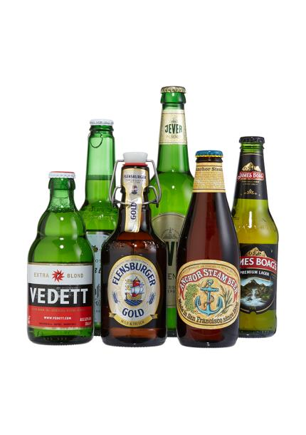 Alcohol Gifts - Lagers of the World - Image 1