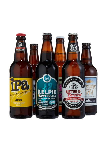 Alcohol Gifts - Great British Ale Selection - Image 1