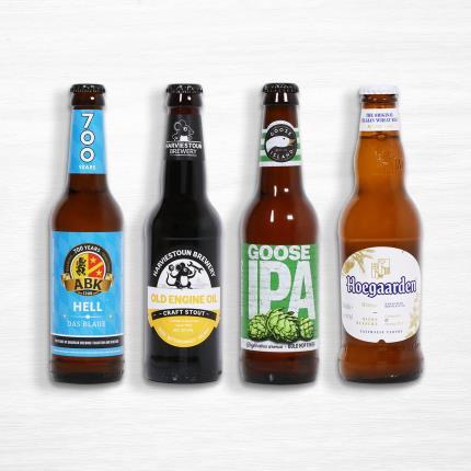 Alcohol Gifts - Beerhawk Beer Guru Beer Box - Image 1