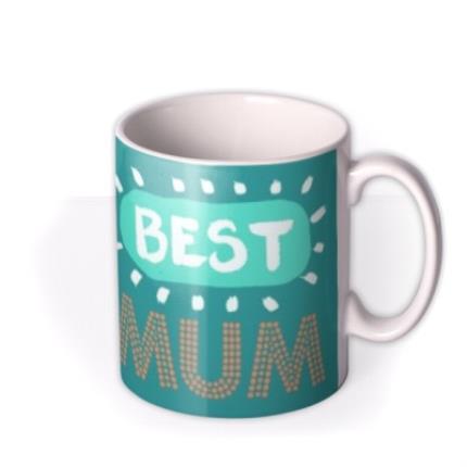 Mugs - Mother's Day Bestest Personalised Mug - Image 2