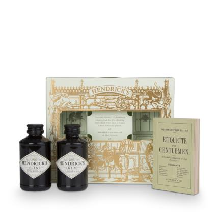 Alcohol Gifts - Hendricks Lovers Guide Gift Pack - Image 1
