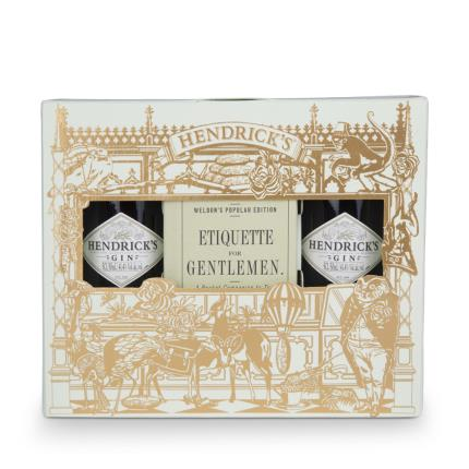 Alcohol Gifts - Hendricks Lovers Guide Gift Pack - Image 2