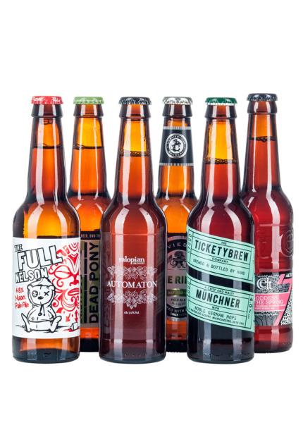 Alcohol Gifts - Craft Beer Selection - Image 1