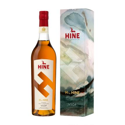 Alcohol Gifts - H By Hine VSOP Cognac 70cl - Image 1