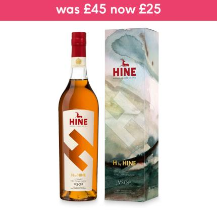 Alcohol Gifts - H By Hine VSOP Cognac 70cl - Image 2