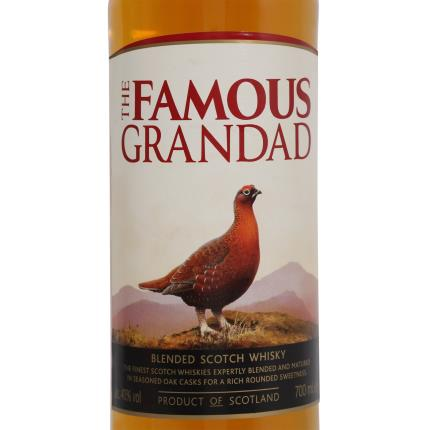 Alcohol Gifts - Famous Grouse Famous Grandad Whisky 70cl - Image 2