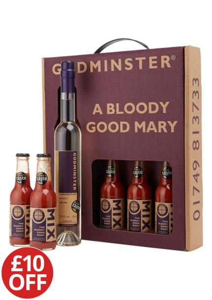 Alcohol Gifts - Godminster's Bloody Mary Kit - WAS £50 NOW £40 - Image 1