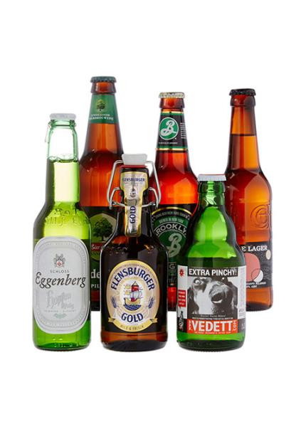 Alcohol Gifts - Lagers of the World - NEW! - Image 1