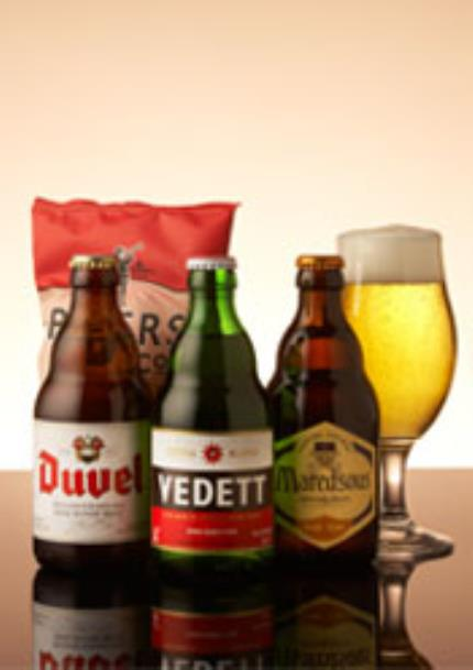 Alcohol Gifts - Belgian Beer Lover's Gift Set - Image 1