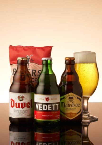 Alcohol Gifts - Belgian Beer Lover's Gift Set - Image 2