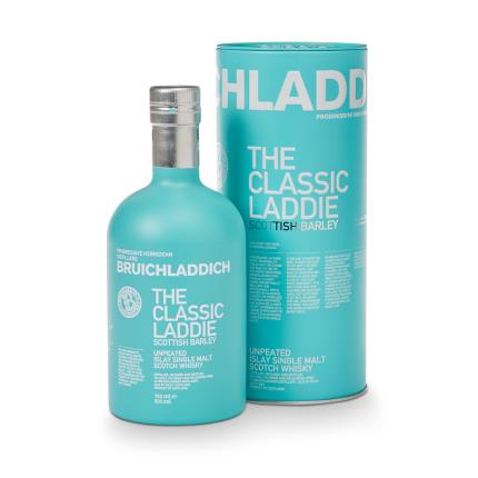 Alcohol Gifts - Bruichladdich The Classic Laddie Scottish Barley Whisky 70cl- NEW - Image 1
