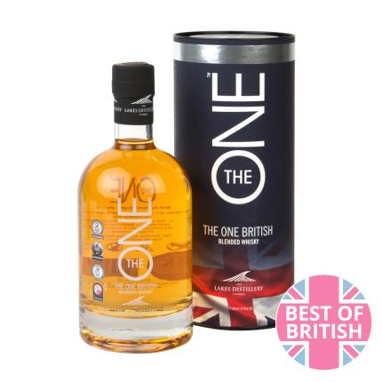 Alcohol Gifts - The One British Whisky Gift Box - Image 1