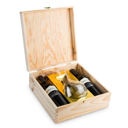 Alcohol Gifts - Ramon Bilbao Rioja Duo and Decanter Gift Set - Image 2