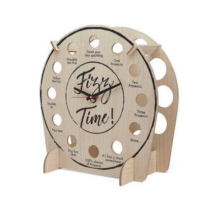 Alcohol Gifts - Tick Tock It's Fizz O'Clock Assorted Sparkling Wine Gift Set - Image 2