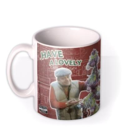 Mugs - Only Fools and Horses Jubbly Cuppa Photo Upload Mug - Image 1