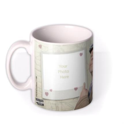 Mugs - Only Fools and Horses Happy Valentine's Day Photo Upload Mug - Image 1