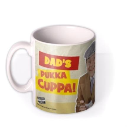 Mugs - Only Fools And Horses Pukka Photo Upload Mug - Image 1