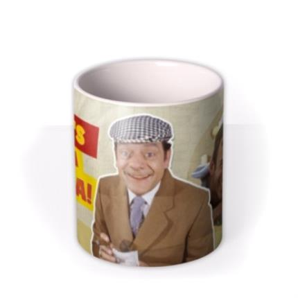 Mugs - Only Fools And Horses Pukka Photo Upload Mug - Image 3