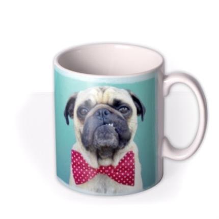 Mugs - Pugs And Kisses For You Funny Mug - Image 2