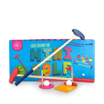 Gadgets & Novelties - Great Outdoor Game Mini Golf - WAS £25 NOW £22 - Image 2