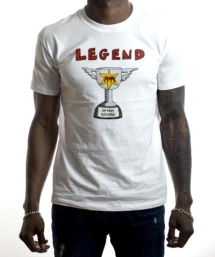 T-Shirts - Mother's Day t-shirt - trophy - legend - Image 2