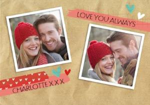 Greeting Cards - Love Card - Image 1