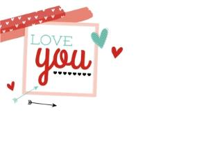 Greeting Cards - Love Card - Image 2