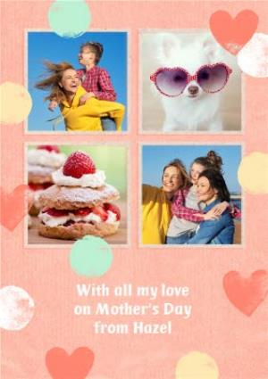 Greeting Cards - Mother's Day Card - Photo Upload - Image 1