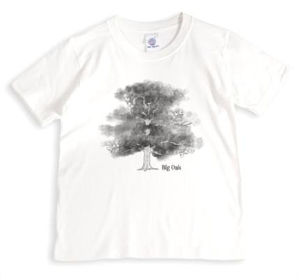 T-Shirts - Big Oak Combo Personalised T-shirt - Image 1