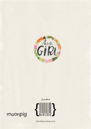 Greeting Cards - Birthday Card - Stay Fierce Birthday Girl - Image 4