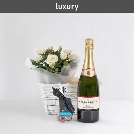 Plants - The Personalised Champagne Hamper - Image 2