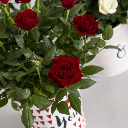 Plants - The You & Me Rose Tins - Image 3