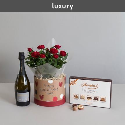 Plants - The Luxury Prosecco Hatbox - Image 2