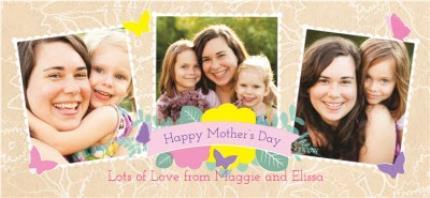 Mugs - Mother's Day Scrapbook Photo Upload Mug - Image 4