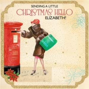 Greeting Cards - A Christmas Hello Personalised Card - Image 1