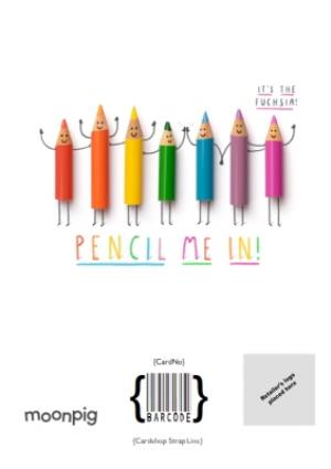 Greeting Cards -  Humurous Birthday Card - Pencils - I'm not DRUNK - Image 4