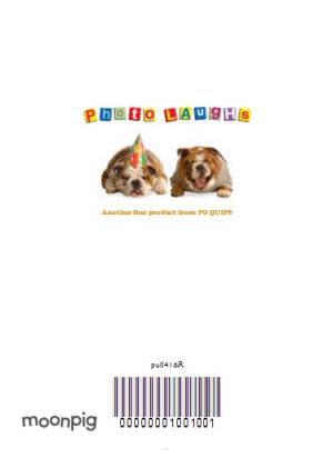 Greeting Cards - Becoming An Egghead Happy Birthday Card - Image 4