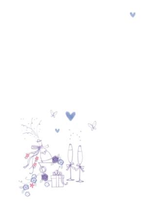 Greeting Cards - Anniversary Card - Happy Diamond Wedding Anniversary - Image 2