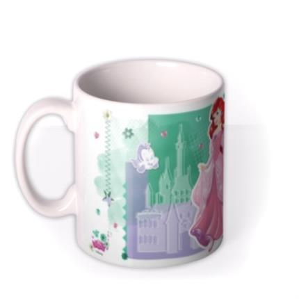Mugs - Disney Princess Ariel Photo Upload Mug - Image 1