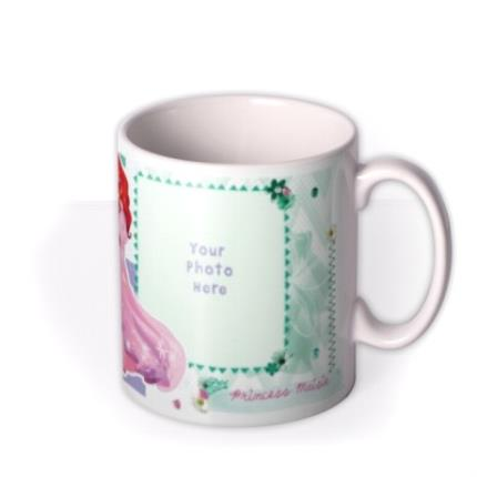 Mugs - Disney Princess Ariel Photo Upload Mug - Image 2