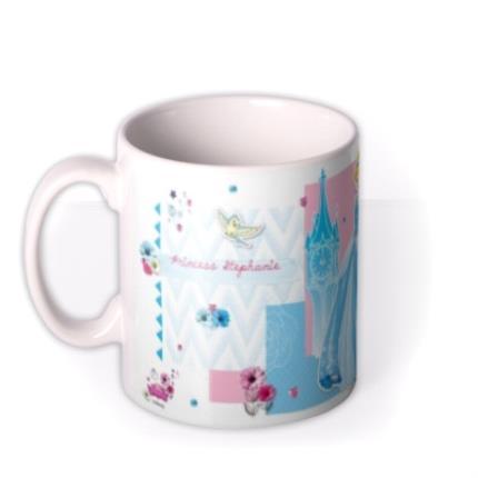 Mugs - Disney Princess Cinderella Photo Upload Mug - Image 1
