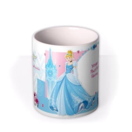 Mugs - Disney Princess Cinderella Photo Upload Mug - Image 3