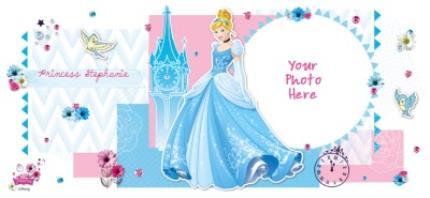 Mugs - Disney Princess Cinderella Photo Upload Mug - Image 4
