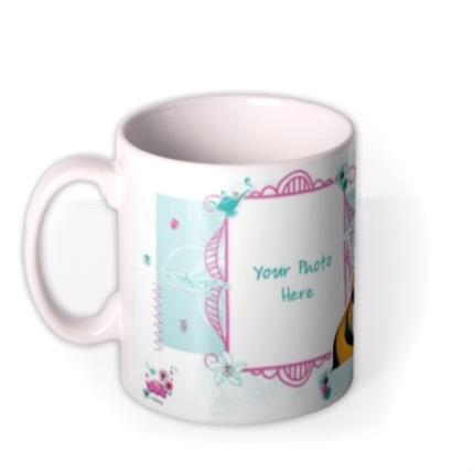 Mugs - Disney Princess Jasmine Photo Upload Mug - Image 1
