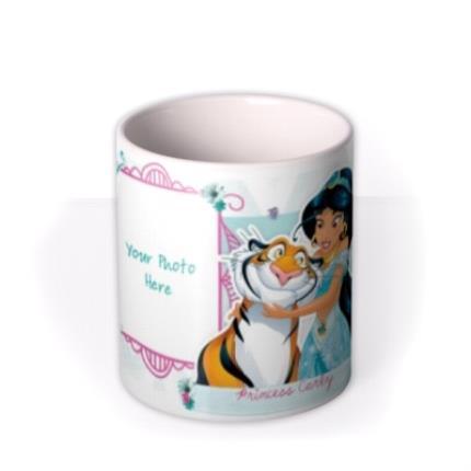 Mugs - Disney Princess Jasmine Photo Upload Mug - Image 3