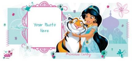 Mugs - Disney Princess Jasmine Photo Upload Mug - Image 4